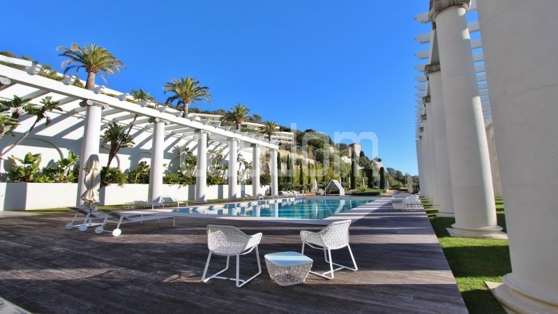 Modern Appartment in waterfront residence Maeterlinck in Nice - Swimming pool