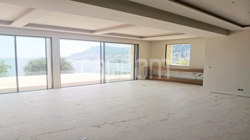 New Waterfront Villa for sale in Roquebrune Cap-Martin - Living area 2