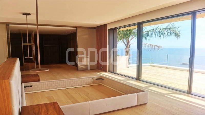 New Waterfront Villa for sale in Roquebrune Cap-Martin - Master Bedroom 2