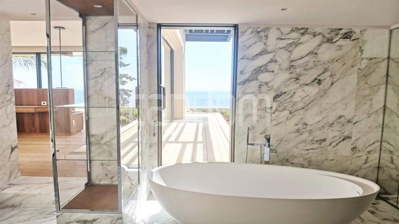 New Waterfront Villa for sale in Roquebrune Cap-Martin - Master Bathroom 2