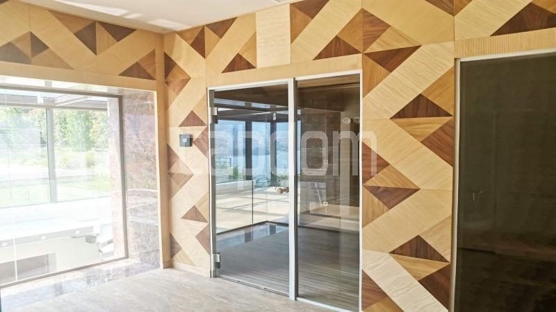 New Waterfront Villa for sale in Roquebrune Cap-Martin - Sauna entrance