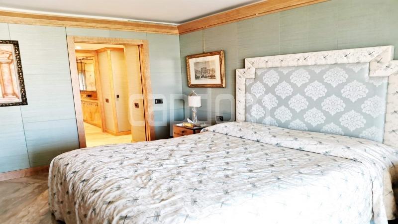 Канны-Известный Круазет - Квартира С Потрясающим Панорамным Видом На Последнем Уровне -  спальня 2