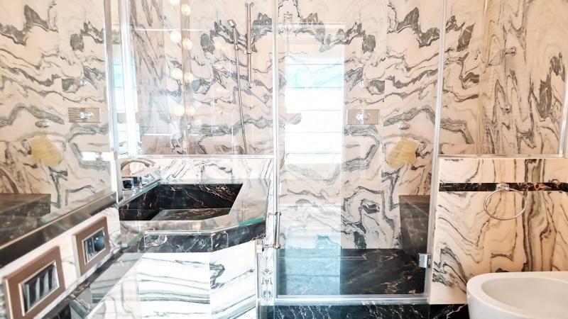 Канны-Известный Круазет - Квартира С Потрясающим Панорамным Видом На Последнем Уровне -  ванная 2