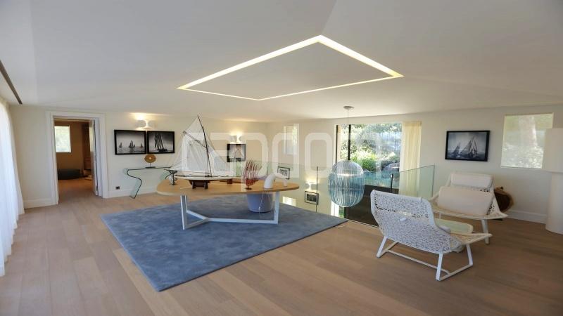Престижная вилла с видом на море в частной резиденции Les Parcs de Saint - Tropez - 11