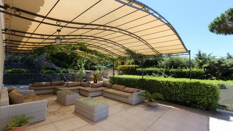 Villa for sale Les Parcs Saint Tropez - pergola