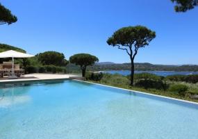 Villa for sale Les Parcs Saint Tropez - swimming pool