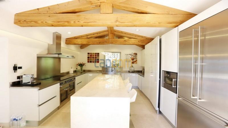 Villa for sale Les Parcs Saint Tropez - kitchen