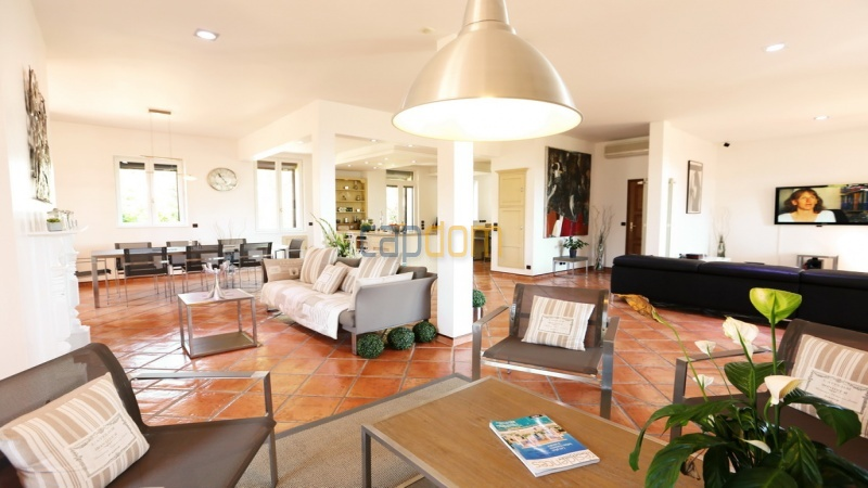 Villa for sale  Cap d'Antibes - living space