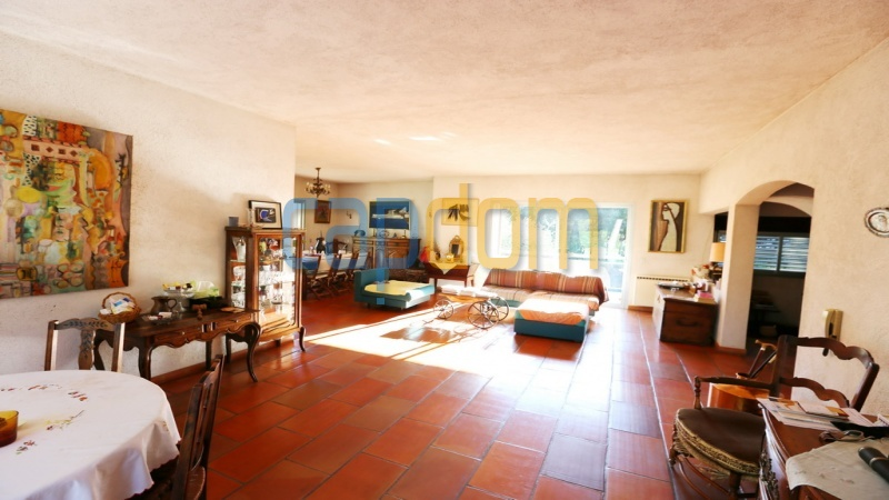 Californian Villa for sale Cap d'Antibes - upper floor