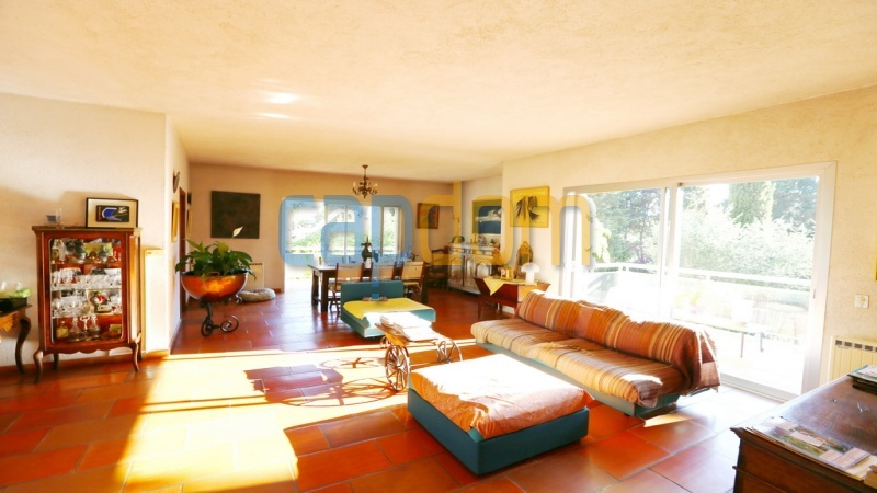 Californian Villa for sale Cap d'Antibes - living area