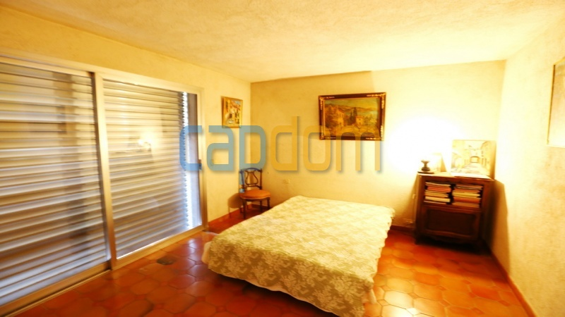 Californian Villa for sale Cap d'Antibes - bedroom 1