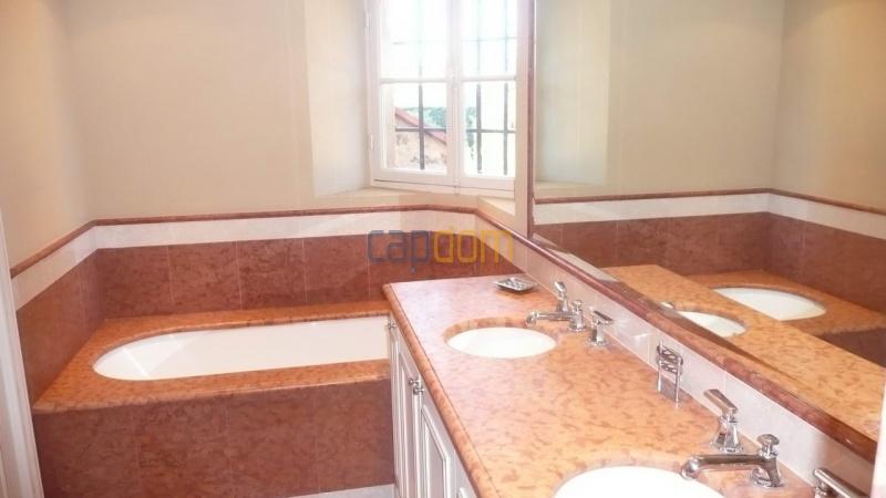 Large stone-built villa for rent cap antibes  - Bathroom 2