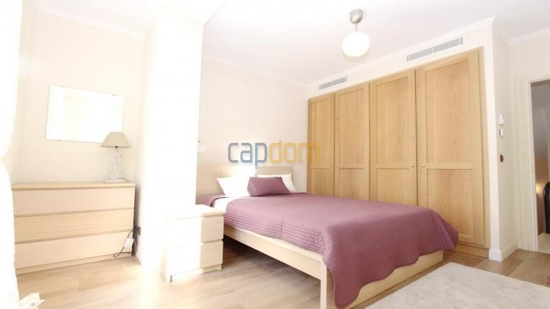 Fully renovated villa west side of Cap d'Antibes near Pecheurs - bedroom 1