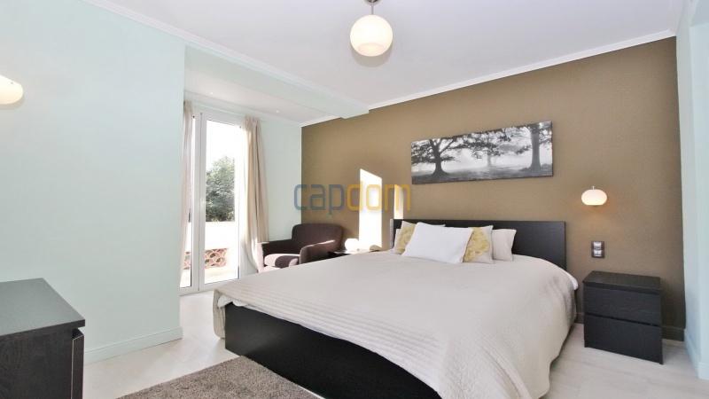 Fully renovated villa west side of Cap d'Antibes near Pecheurs - bedroom 2