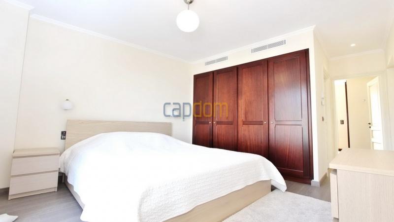 Fully renovated villa west side of Cap d'Antibes near Pecheurs - bedroom 3