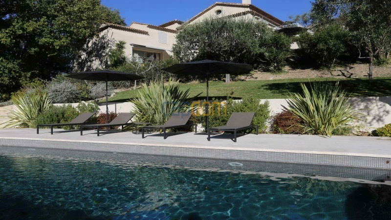 Brand new modern Villa on the heights of Mougins sea View - swimming pool