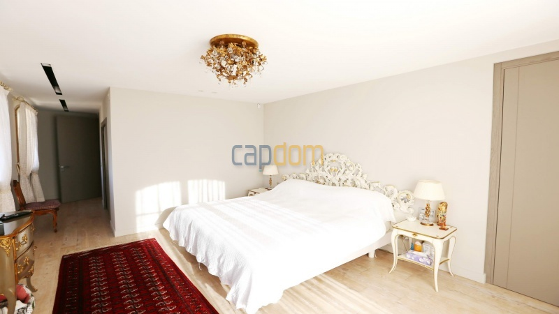 Brand new modern Villa on the heights of Mougins sea View - Bedroom 2
