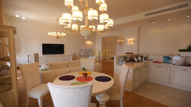 Fully renovated apartments for sale cap martin french riviera - dining area