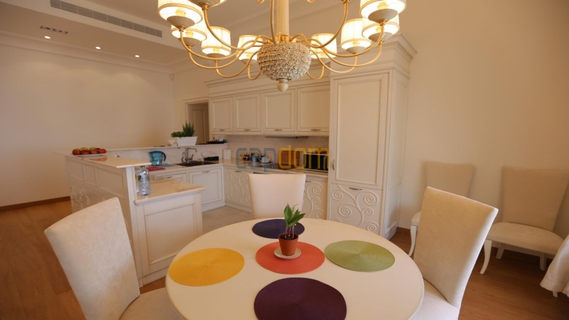 Fully renovated apartments for sale cap martin french riviera - kitchen