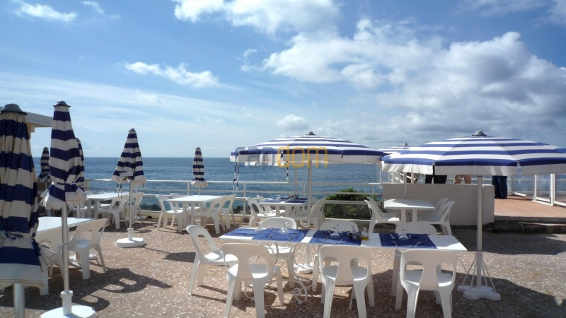 Grand Hotel Cap Martin - Beach Restaurant