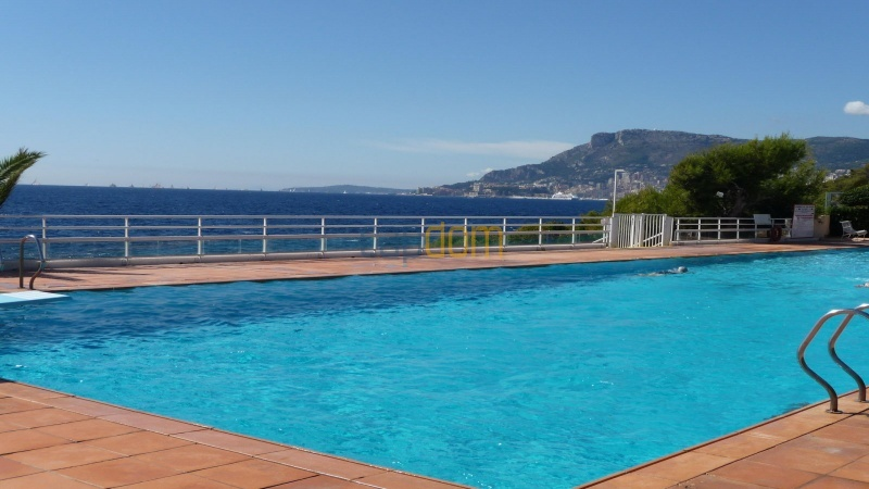 Grand Hotel Cap Martin - Swimming Pool