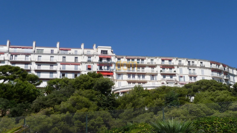 Grand Hotel Cap Martin - Front