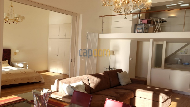 Fully renovated apartment for sale Grand Hotel Cap Martin - Living Area