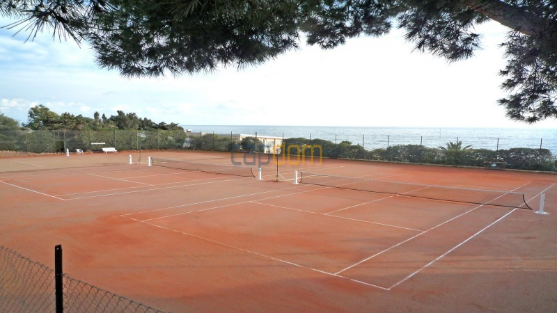 Grand Hotel Cap Martin - Tennis Court
