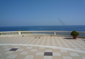 Grand Hotel Cap Martin - Reception Terrace