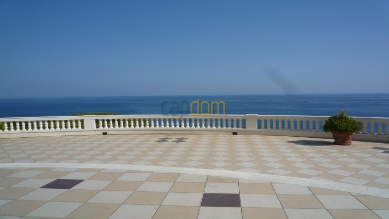 Grand Hotel Cap Martin - Reception Terrace