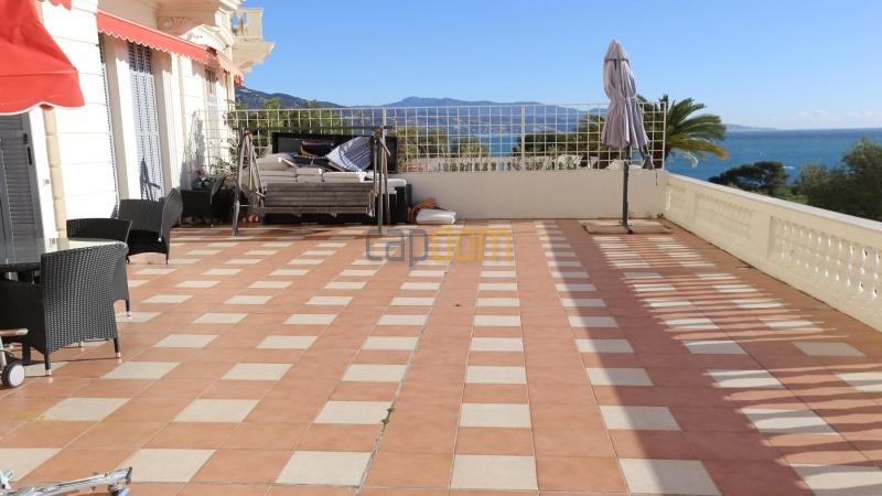 3-х комнатная квартира с огромной террасой Grand Hotel Cap Martin -  Терраса
