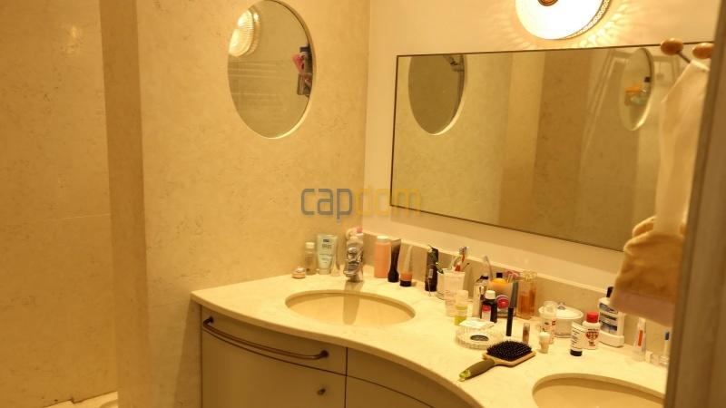 3-х комнатная квартира с огромной террасой Grand Hotel Cap Martin -  Ванная комната