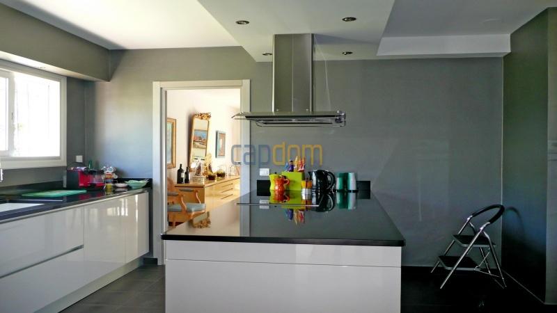 Californian Villa for Vacation Rental Cap d'Antibes near Eden Roc - Kitchen