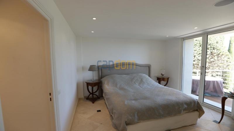 Вилла в тихом месте - Панорамный вид на Гаруп - спальня 1