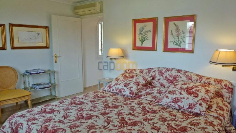 Двойная Вилла в стиле Провансаль в аренду Западная сторона Кап Дантиб - спальня 5